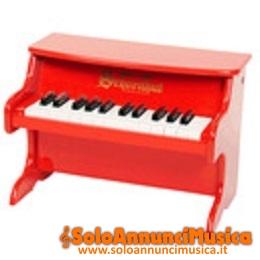 Corso gratuito di pianoforte online - tutta Italia