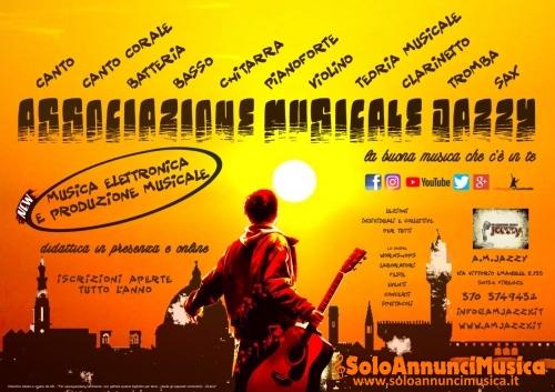 CORSO DI MUSICA ELETTRONICA E PRODUZIONE MUSICALE
