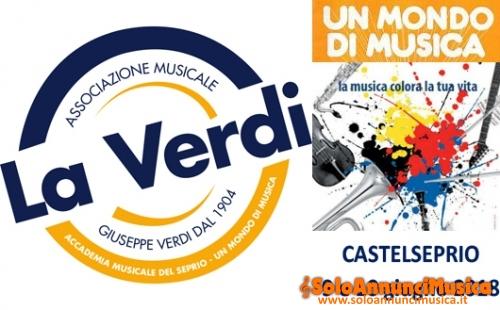 UN MONDO DI MUSICA 2018 - PARTECIPA ANCHE TU!!!!
