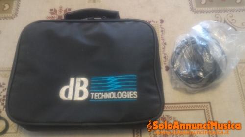 Cuffie monitor d&b technologies IEM 1110T. Sarà monitor