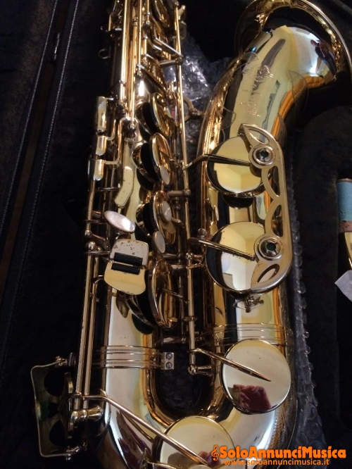 Sax Tenore Selmer SA serie II inciso
