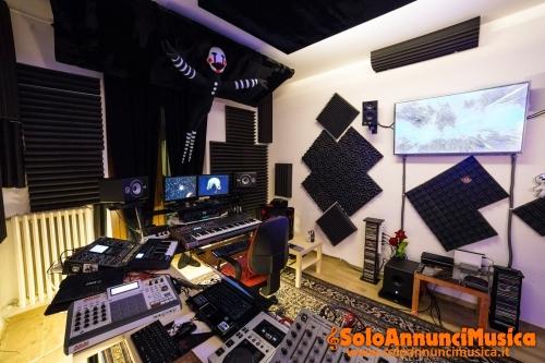 Planetarium Studio offre lezioni e corsi per la produzione musicale e il djing