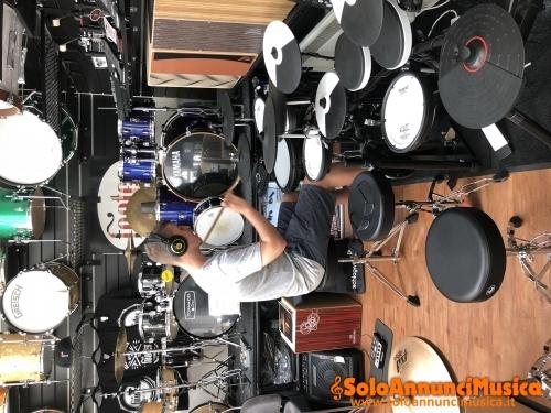 Batterista cerca gruppo
