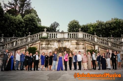 """Concorso Canoro 22° Festival Voci d'Oro """"50 anni & Dintorni"""""""
