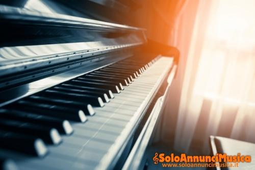 Lezioni canto/Lezioni pianoforte