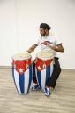 CONGAS BANDERA CUBANA by REMO